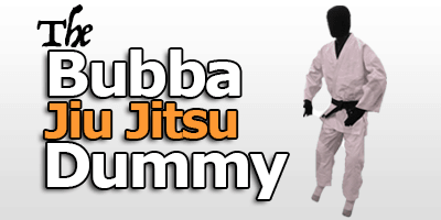 the bubba jiu jitsu training dummy
