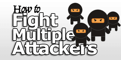 how to fight multiple attackers product