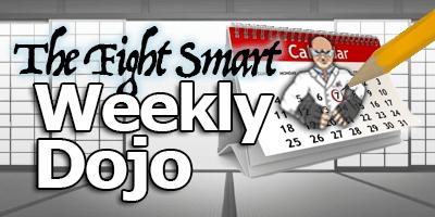 the fight smart weekly dojo